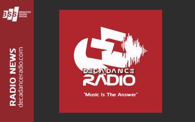 DECADANCE RADIO GOES LIVE ACROSS BRIGHTON & HOVE